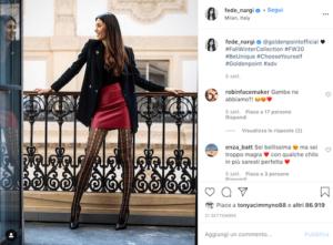 Federica Nargi Instagram
