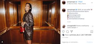 Georgina Rodriguez Instagram