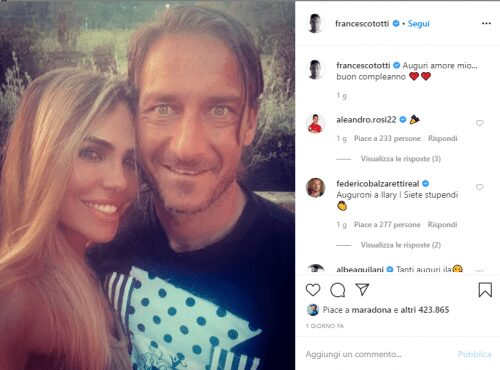Ilary Blasi Instagram - Visibility Pack