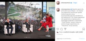 Simona Ventura Instagram 1