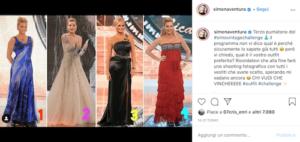 Simona Ventura Instagram 2