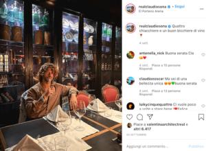 Claudio Sona Instagram 1