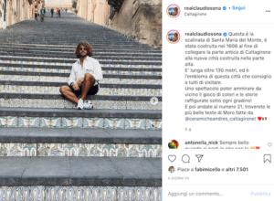 Claudio Sona Instagram 3
