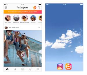 Come mettere IGTV su Instagram
