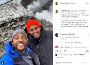 Will Smith Instagram