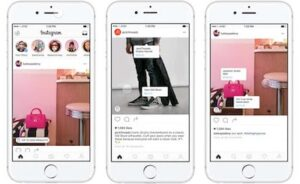come programmare un post su instagram