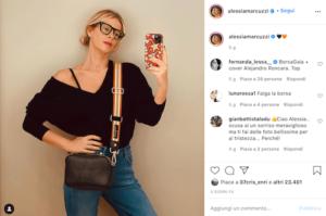 Alessia Marcuzzi Instagram