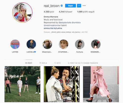 Emma Marrone Instagram, 1 post che ha commosso il web