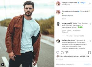 Francesco Monte Instagram