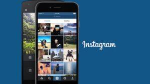 instagram web